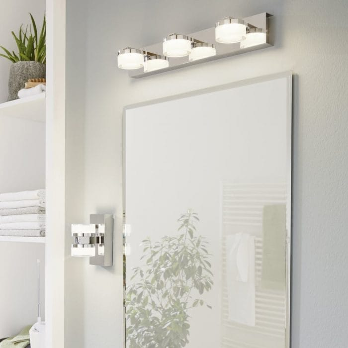 Bathroom Lighting Ideas. As With Any Room, Lighting Can Really Transform  The Interior Finish. The Right Light Can Create The Perfect Ambience  Required For A ...
