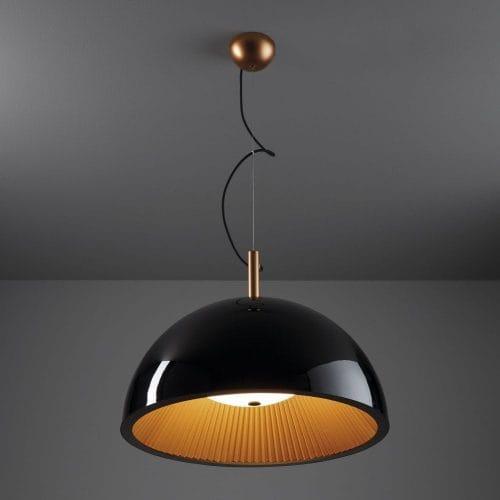 Grok Black Pendant Light