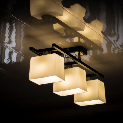 Dim home lighting