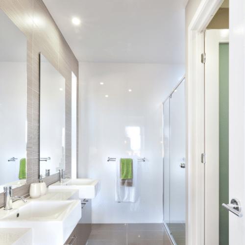 Bathroom downlight