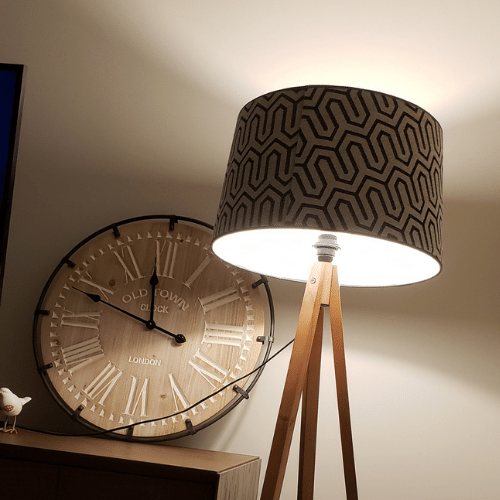 Living room lampshade