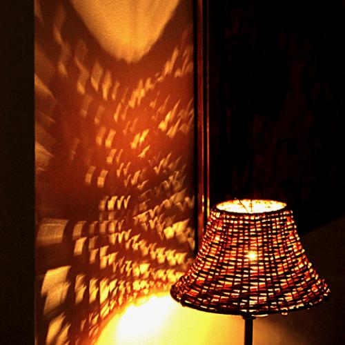 Lampshade decor