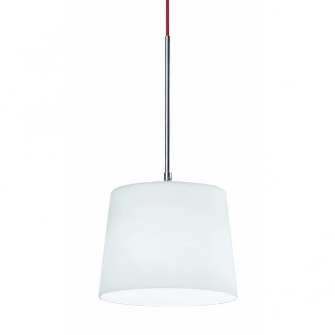 Alma Bare Small Hanging Lamp