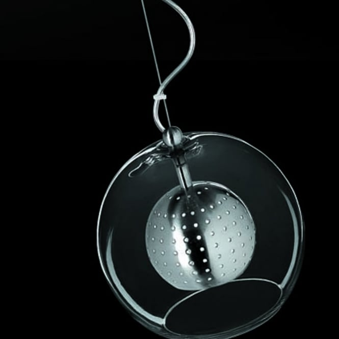 Alma **EX-DISPLAY** Globe Single Ceiling Pendant