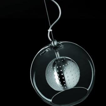 Globe Single Ceiling Pendant