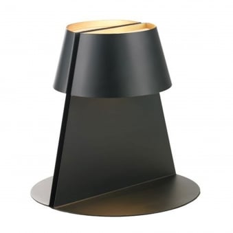 Oriol Llahona Madame Big Double Black Table Lamp