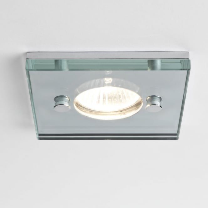 Astro 230v Ice Square IP65 Shower Downlight