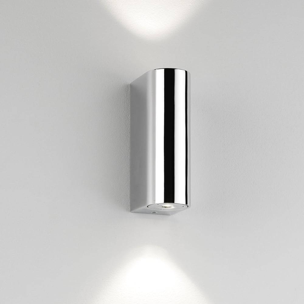 Astro Lighting 0828 Alba Up Down Led Ip44 Bathroom Wall