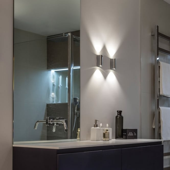 Astro Alba Up and Down LED IP44 Bathroom Wall Light