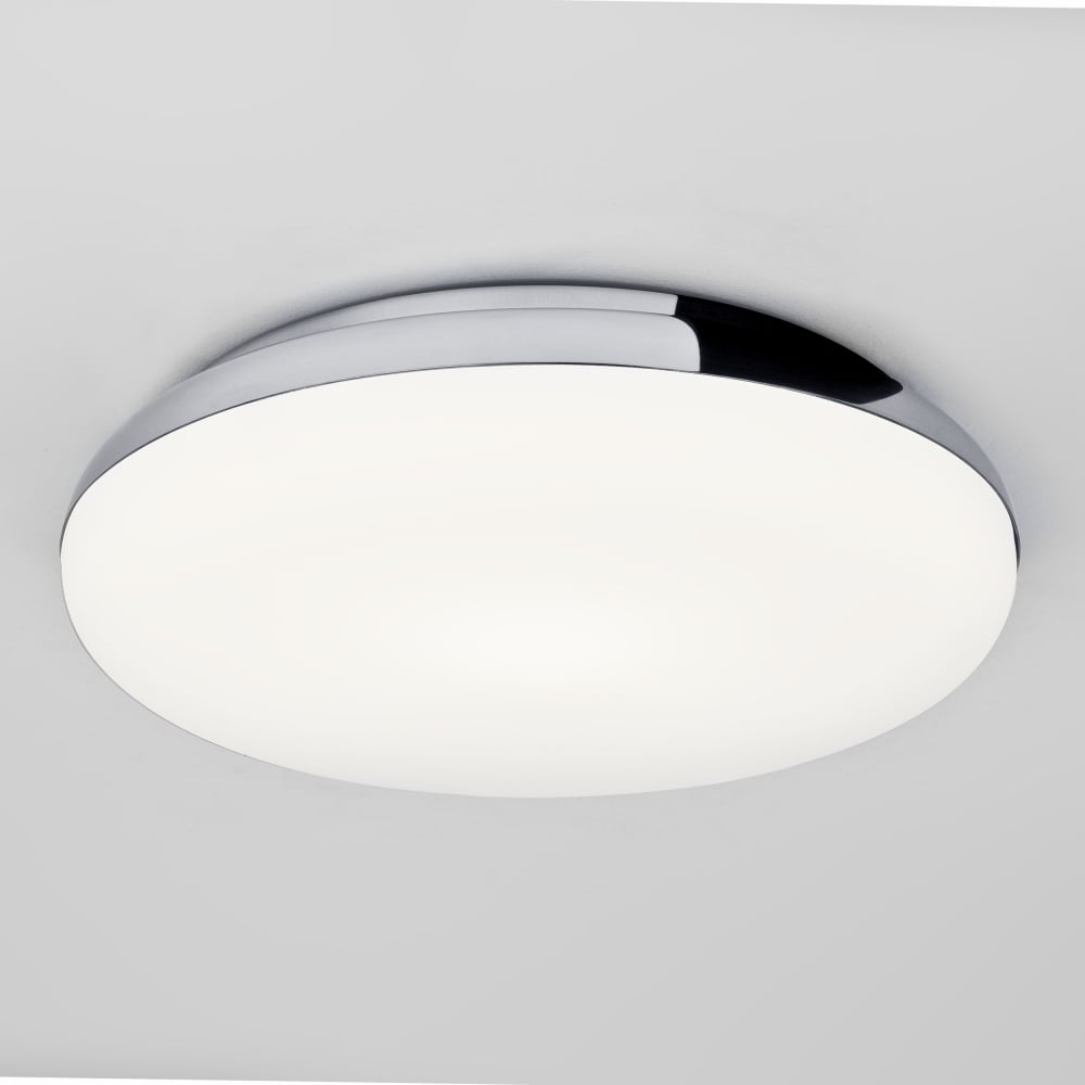 Astro Lighting 0586 Altea IP44 Chrome Bathroom Ceiling Light