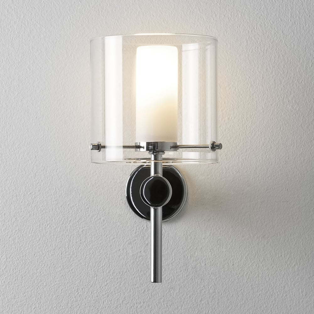 Arezzo IP44 Bathroom Wall Light Design