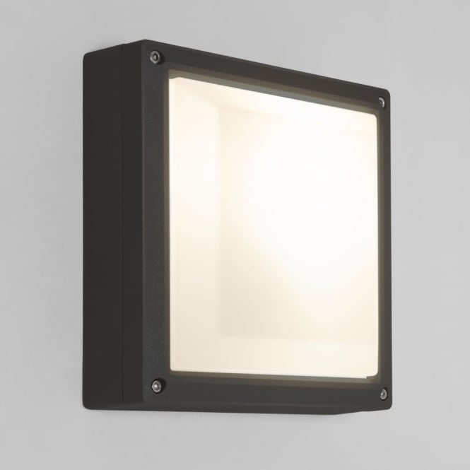Astro Arta Square 210 Exterior IP54 Light in Black
