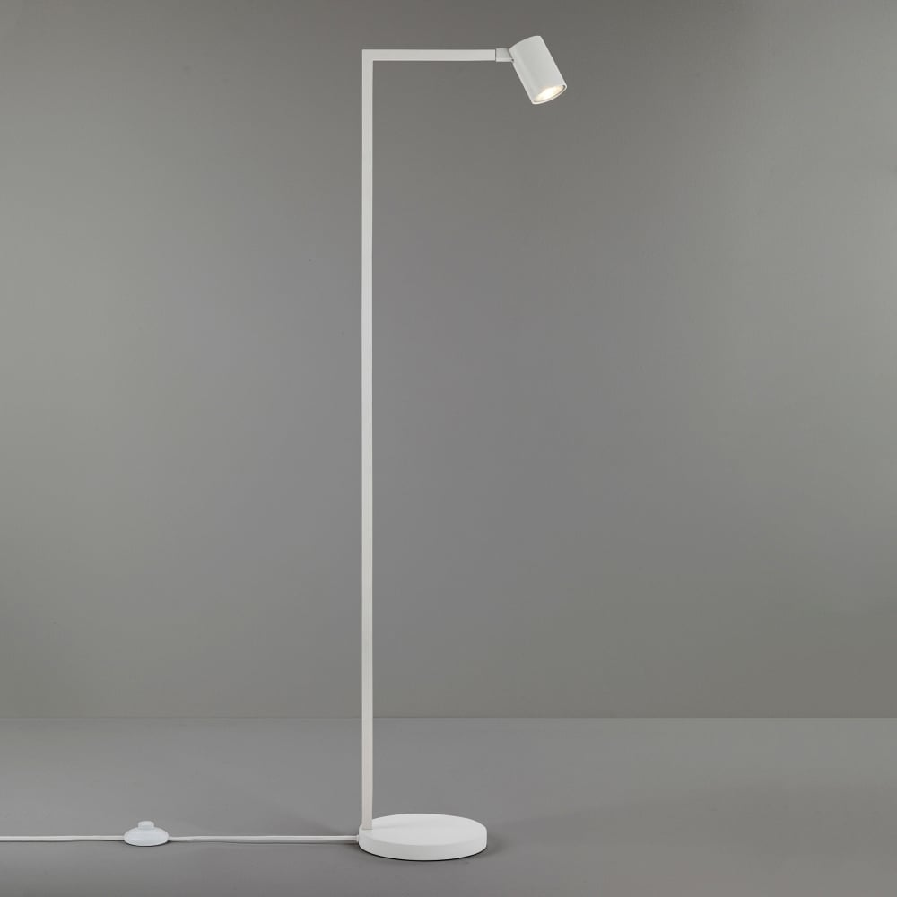 Astro 4582 Ascoli Switched Floor Lamp in White