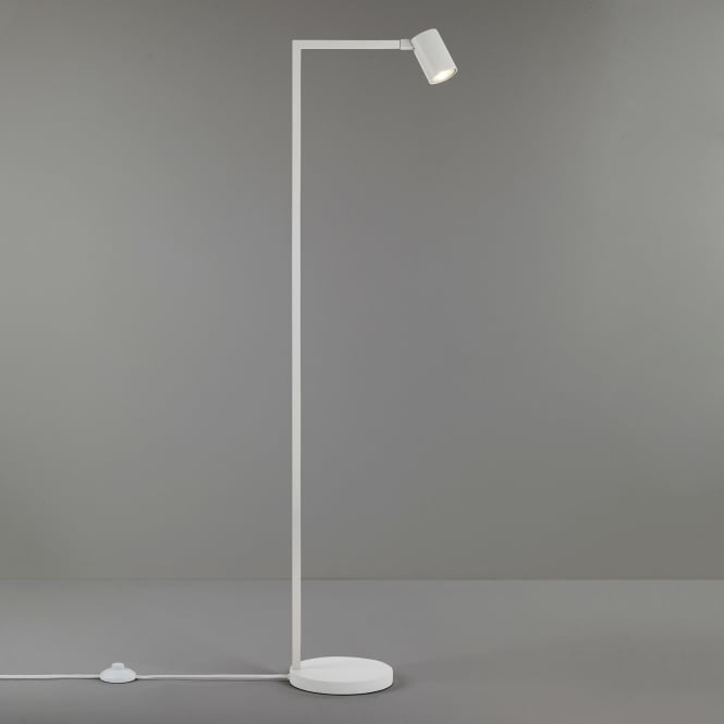 Astro Ascoli Floor Lamp Switched in White