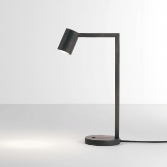 Ascoli Switched Desk Lamp in Bronze