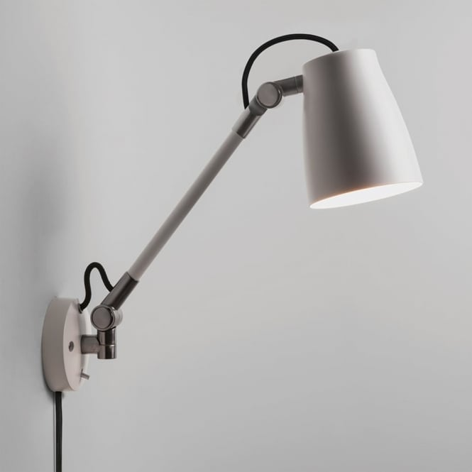 Astro Atelier Grande Wall Light in White