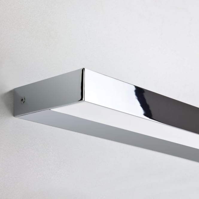Astro Axios 1200 LED Chrome Bathroom Wall Light