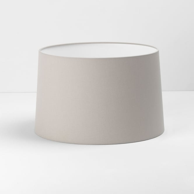Astro Azumi Round Table Drum Tapered Shade Putty