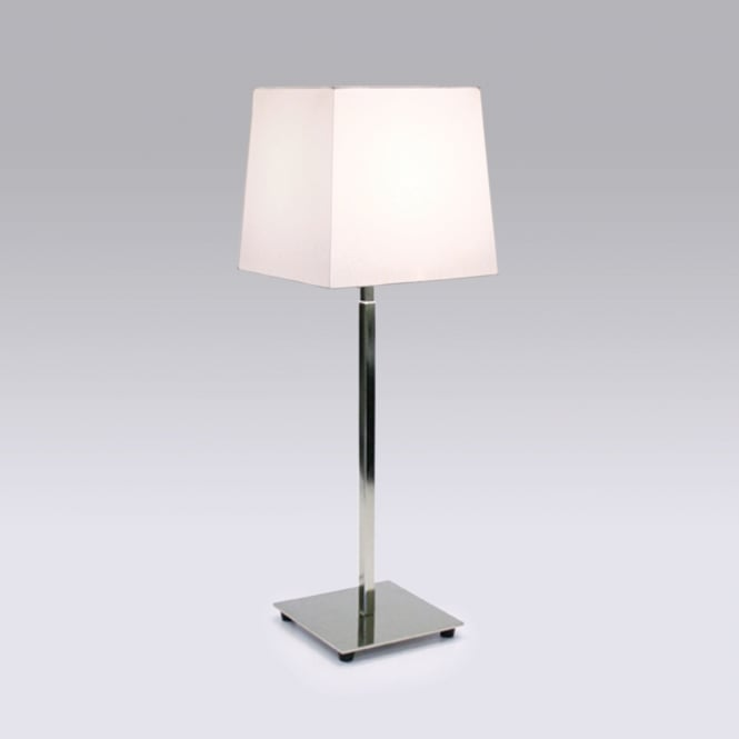 Astro Azumi Table Lamp in Polished Nickel