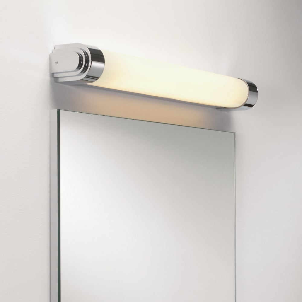 Astro Lighting 7133 Belgravia 500 Led Ip44 Bathroom Mirror Wall Light