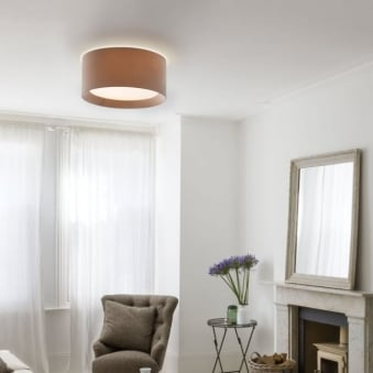 Bevel Round 450 Oyster Shade