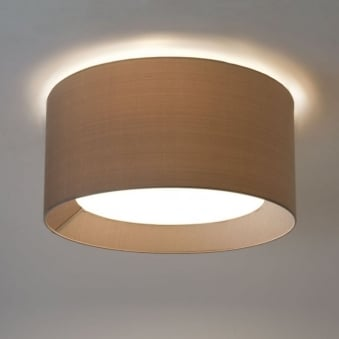 Bevel Round 600 Oyster Shade
