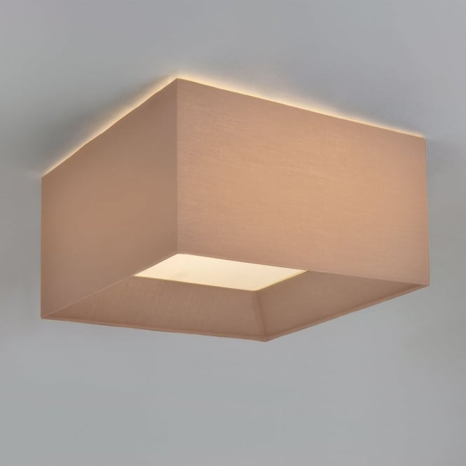 Astro Bevel Square 550 Oyster Shade