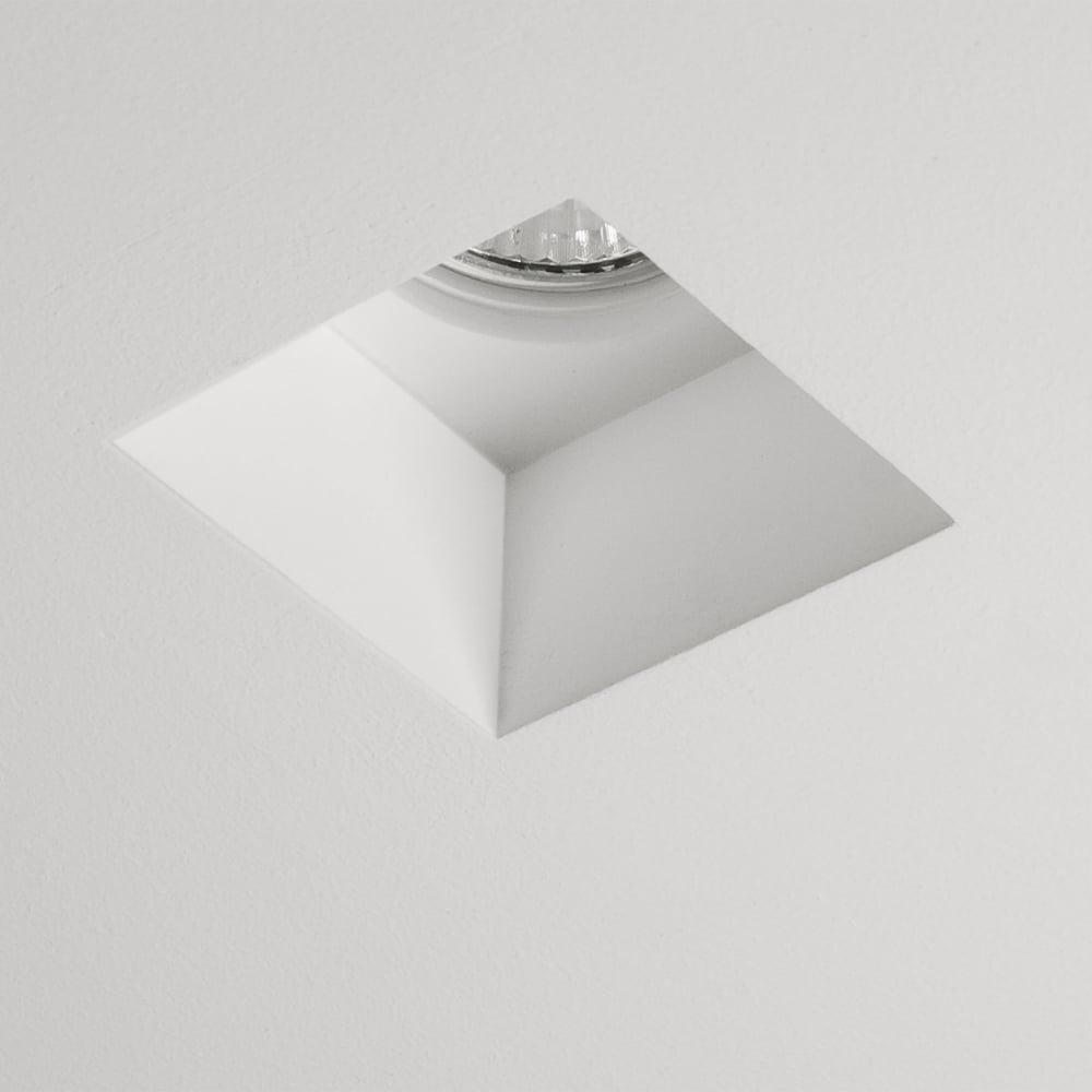 Astro Lighting 5655 Blanco Square Recessed Interior Downlight