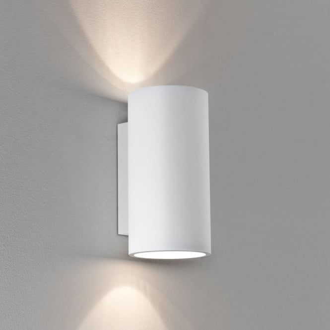 Astro Bologna 240 White Plaster Wall Light