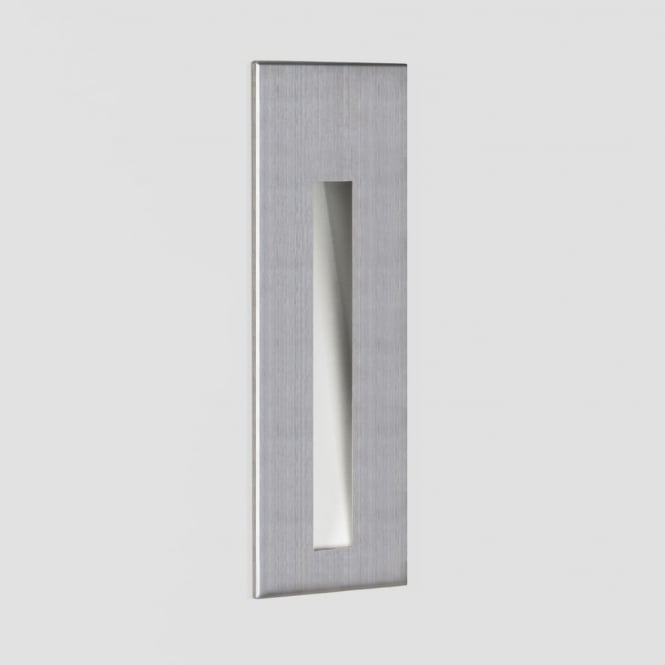 Astro Borgo 43 LED 3000K IP65 Brushed Stainless Steel Wall Light