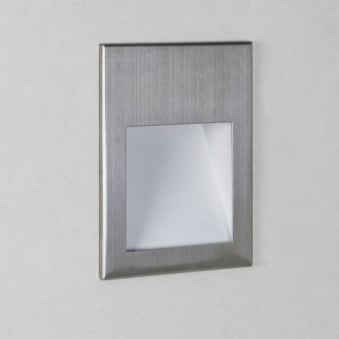 Borgo 54 IP65 LED 2700K in Brushed Stainless Steel