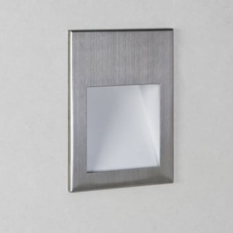 Attrayant Borgo 54 LED IP65 3000K In Brushed Stainless Steel