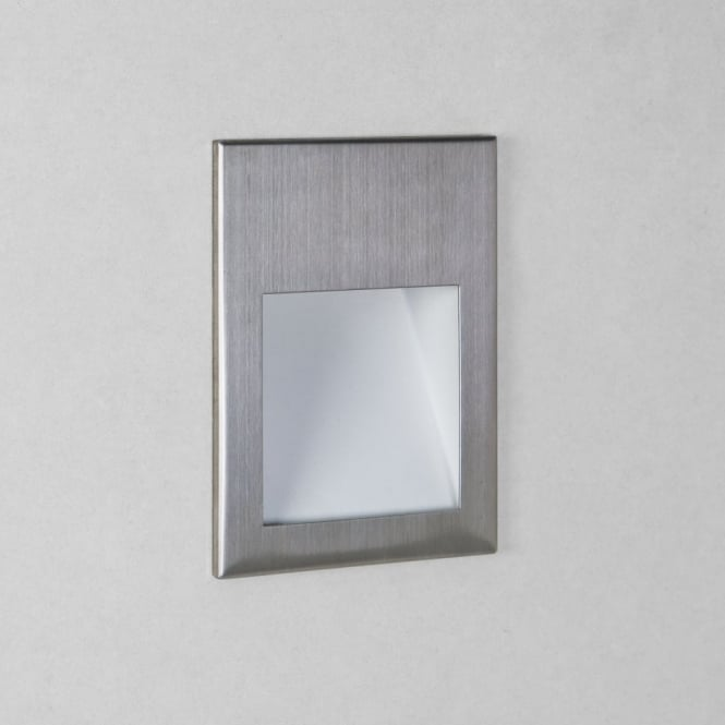 Astro Borgo 90 LED 2700k Brushed Stainless Steel Wall Light