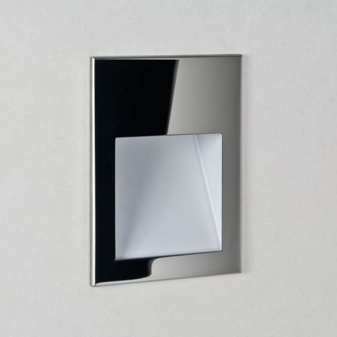 Astro Borgo 90 LED 2700K Polished Chrome Wall Light