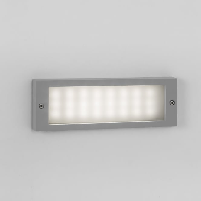 Astro Brick LED IP54 Exterior Marker Recessed Wall Light