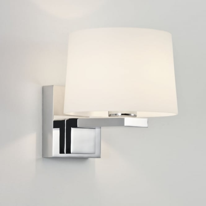 Astro Broni Round IP44 Bathroom Wall Light