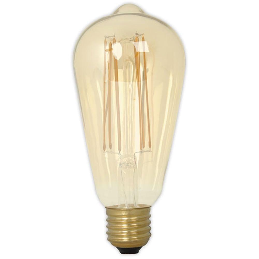 astro lighting calex gold e27 vintage filament dimmable led lamp. Black Bedroom Furniture Sets. Home Design Ideas