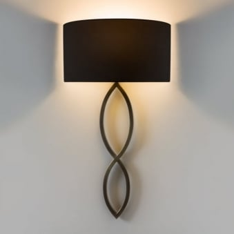 Caserta Wall Light in Bronze