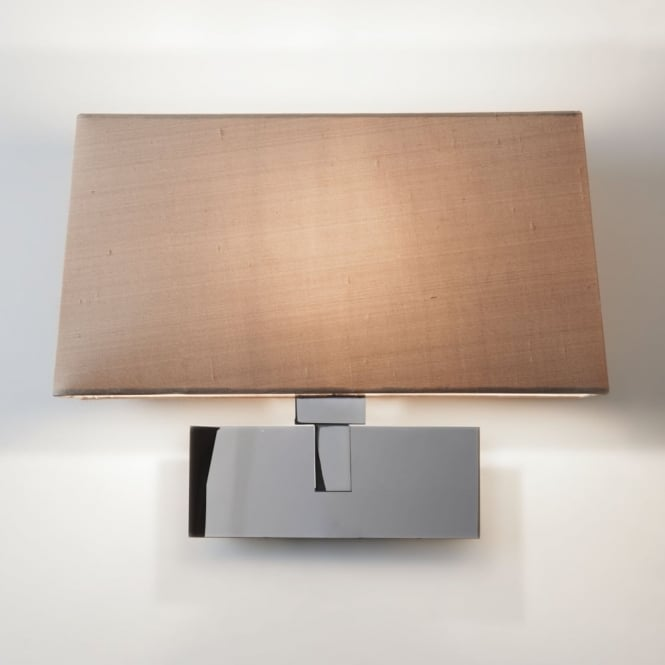 Astro Clearance **EX-DISPLAY** Park Lane Grande Polished Chrome Wall Light