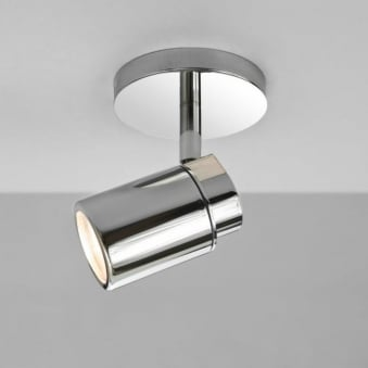 Como IP44 Single Bathroom Spotlight