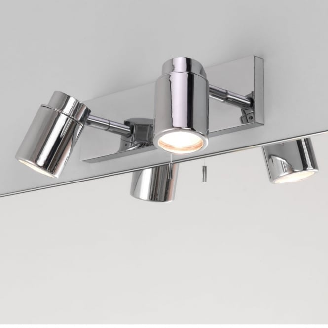 Astro Como IP44 Switched Twin Bar Bathroom Spotlight