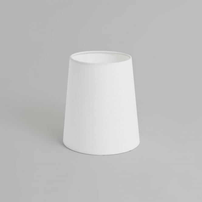 Astro Cone 145 White Fabric Cone Shade