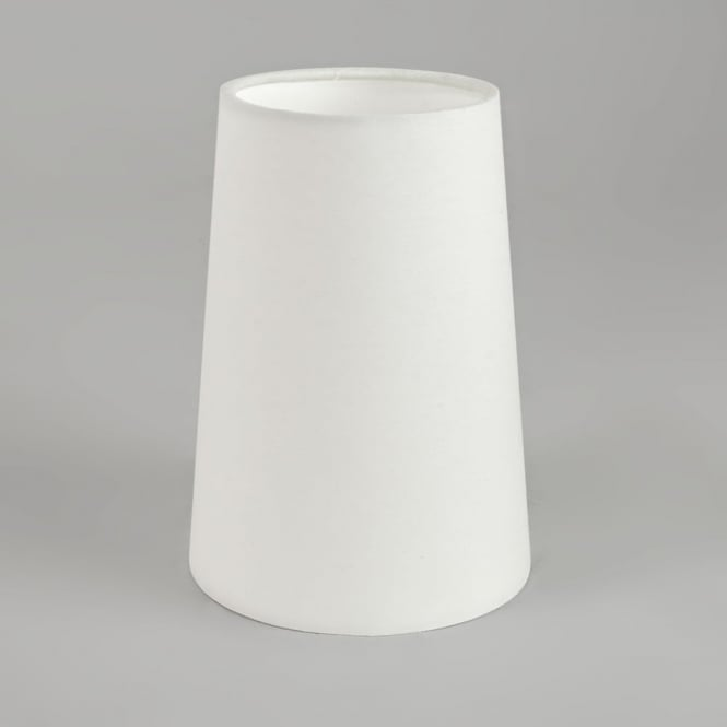 Astro Cone 195 White Fabric Shade