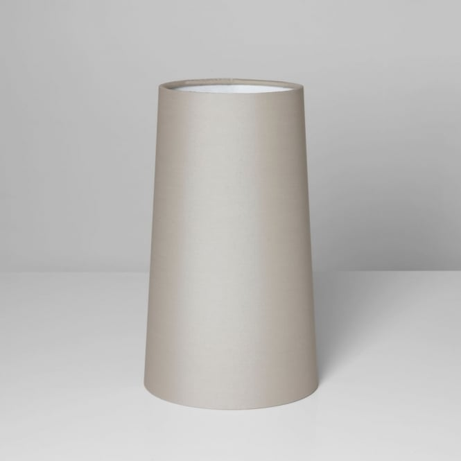 Astro Cone 240 Fabric Shade in Putty