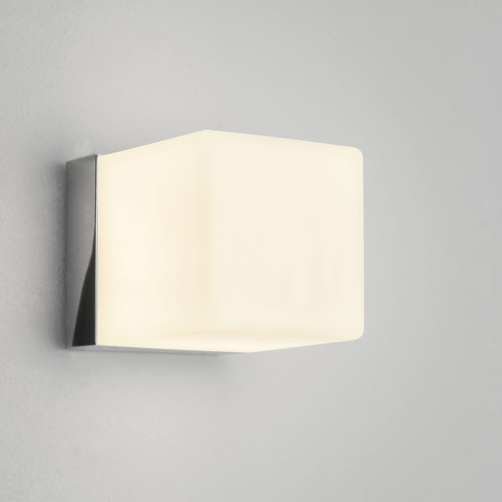 mirror lamp. cube ip44 bathroom wall and mirror light lamp a