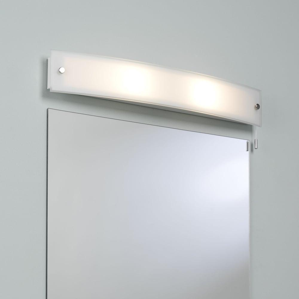 Bathroom Mirror Lights Uk: Astro Lighting 0243 Curve IP44 Bathroom Mirror Light