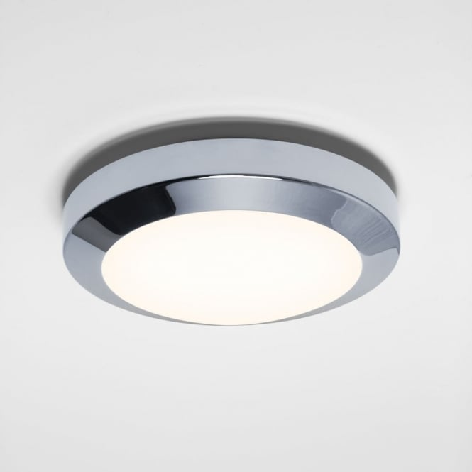 Astro Dakota 180 Polished Chrome Bathroom Ceiling and Wall Light