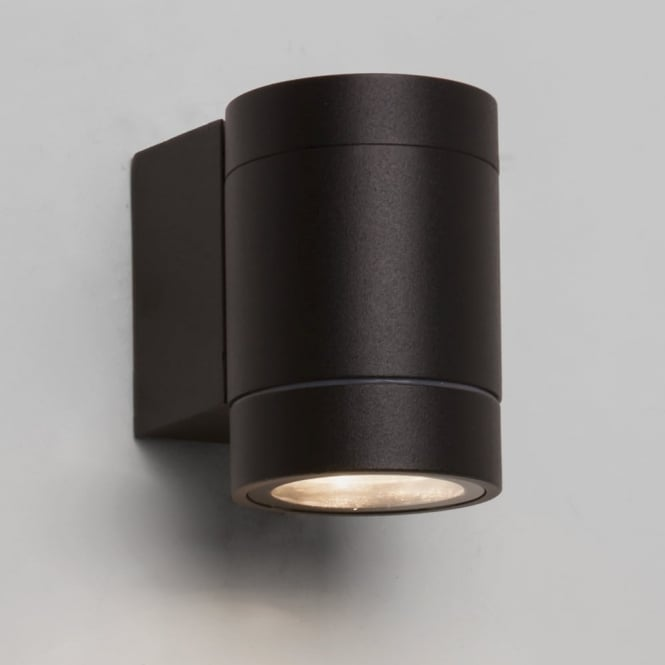 Astro Dartmouth Single LED IP54 Exterior Wall Light in Black