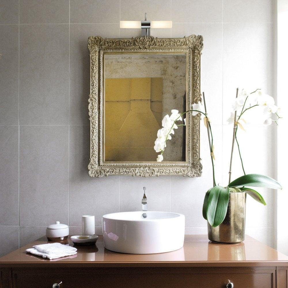 Astro Lighting 0335 Dayton Ip44 Bathroom Mirror Light In Chrome