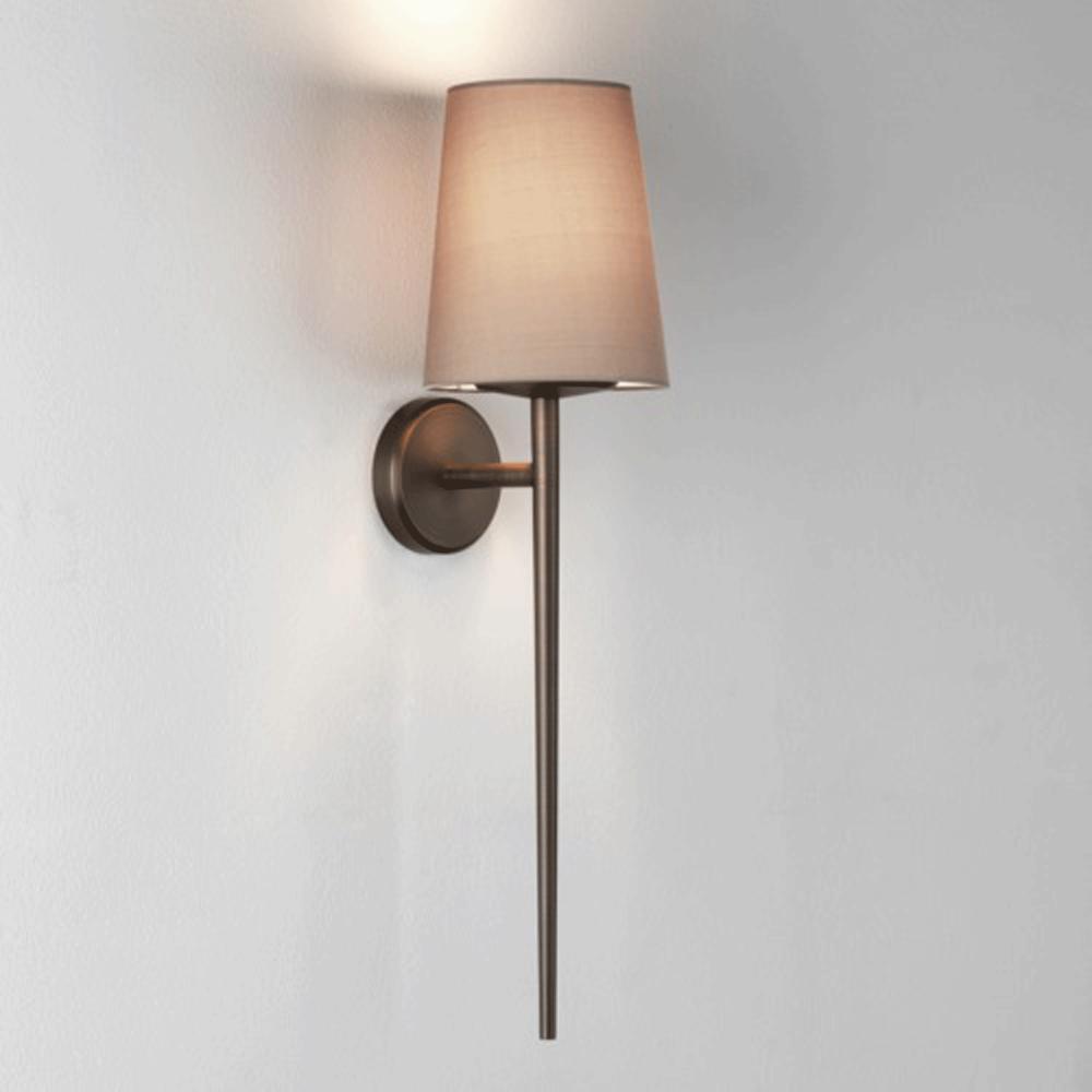 Astro Lighting 7981 Deauville IP44 Bathroom Wall Light in Bronze